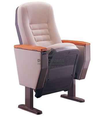 舒适款厚身单排礼堂座位椅-DC4042