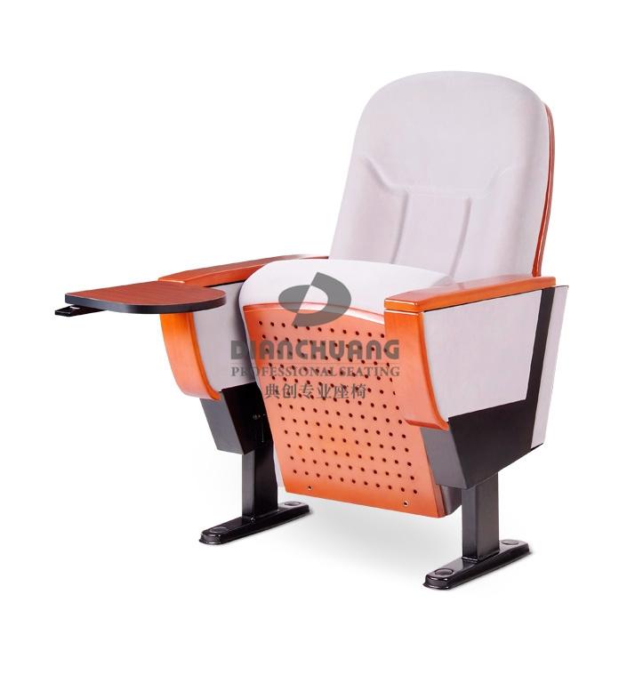 厚身款固定脚礼堂座位椅-5014