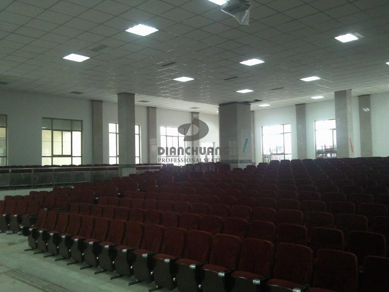 兰州回族人学校项目 大堂礼堂椅